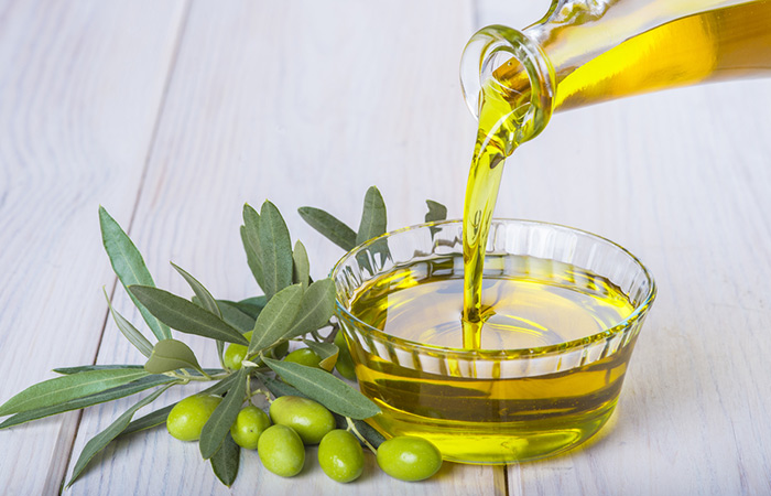 what is olive oil for