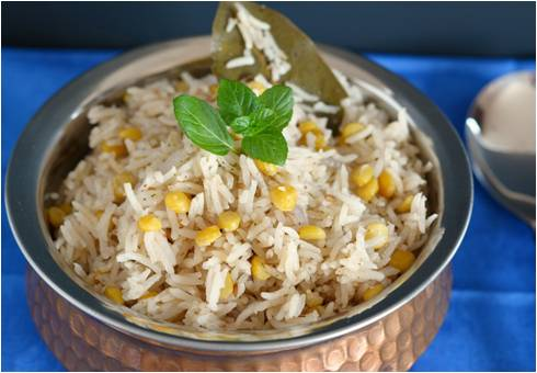 Chand dal rice