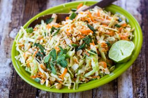 Vietnamese cabbage salad recipe