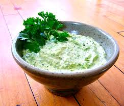 Herb mayonnaise