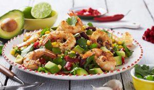 best mexican salad recipes