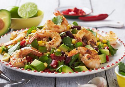 best mexican salad recipes