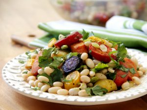 refreshing cannellini bean salad recipe