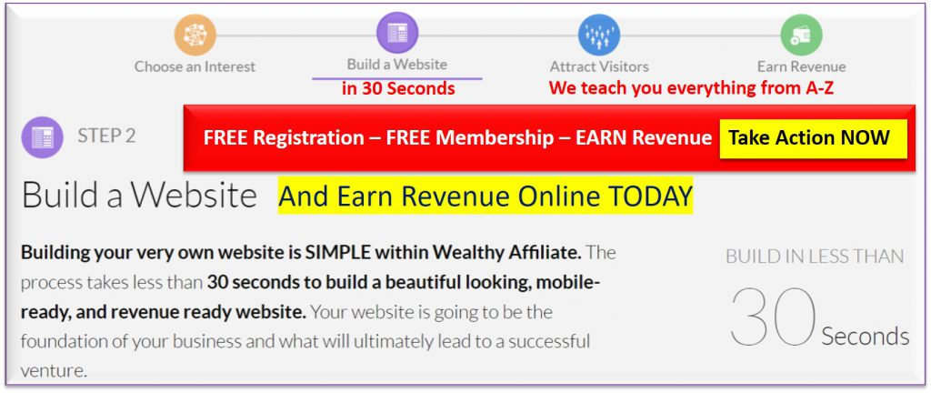 my wealthy affiliate reviews