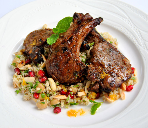 moroccan lamb couscous recipe