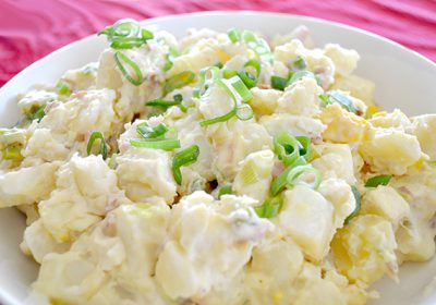 potato salad recipes eggs