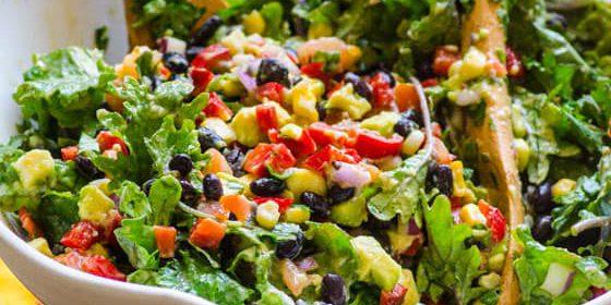 Healthy Black Bean Salad